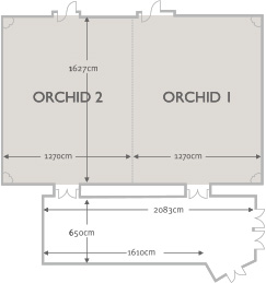 ORCHID Floor Plan