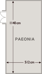 PAEONIA Floor Plan