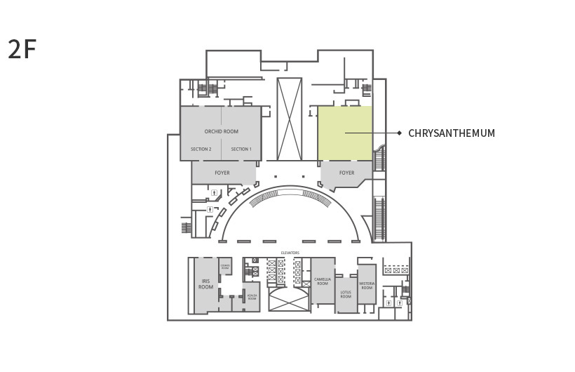 Chrysanthemum Floor Plan