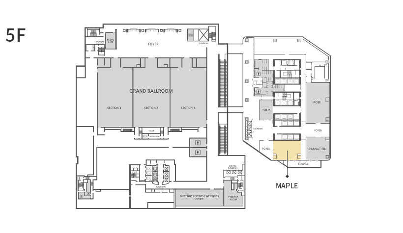 Maple Floor Plan