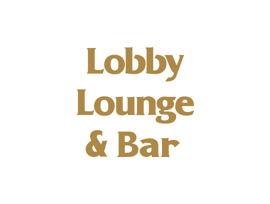 Lobby Lounge & Bar logo