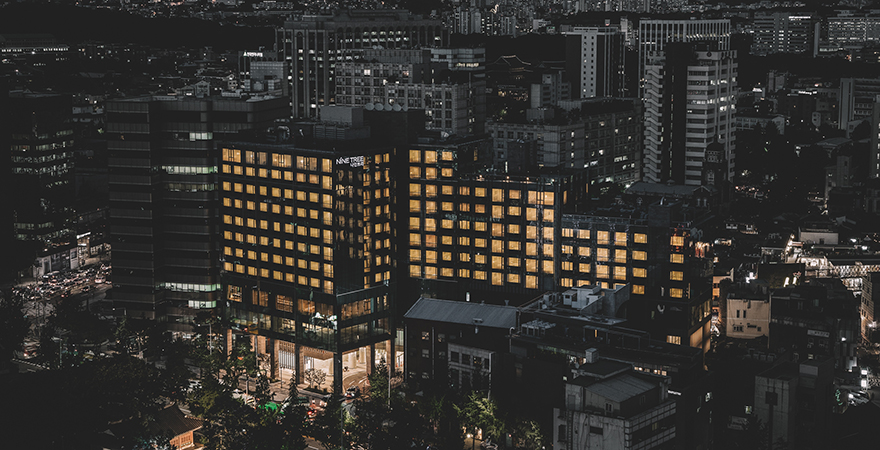 Nine Tree Premier Hotel Insadong