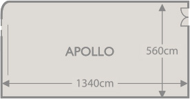 APOLLO Floor Plan