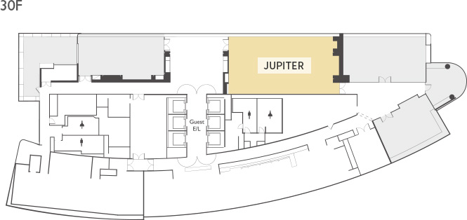 JUPITER Floor Plan