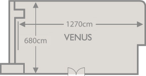 VENUS Floor Plan
