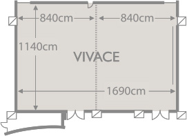 VIVACE Floor Plan