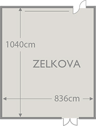 ZELKOVA Floor Plan